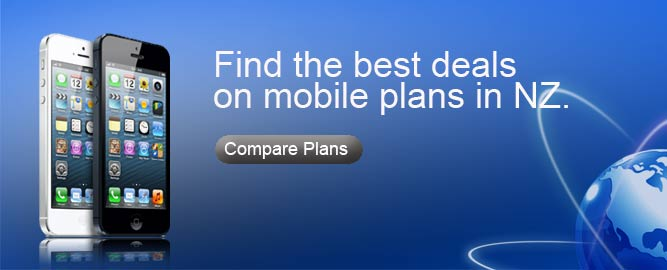 Find Mobile Plans from NZ providers