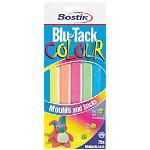 Bostik Blu-tack Coloured 75g