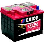 Exide Car Battery Extra X60CP