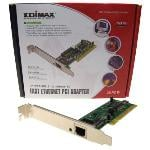 EDIMAX 10/100 Mbps Ethernet PCI Network Card. UTP