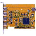 USB 2.0  PCI 5