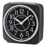 Seiko QHE140K Beep Alarm Clock with Snooze Black QHE140K