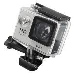 Wifi 1080P SJ5000 Sports DV Car Action Waterproof HDMI Sport Camera +2 Battery (Silver)
