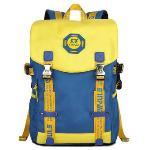 Sinpaid B6-2 15.6 Laptop Backpack Travel Bag (Blue)(Export)(Intl)