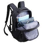 Kingsons KS3097W 15.6 Laptop Backpack Travel Bag (Black) - Intl