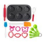 16-pc Baking Set (Silicone Kitchenware)