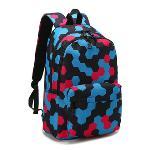 Leisure Light Bag College Air Bag Backpack Laptop Satchel (EXPORT) - Intl