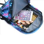 Pokemon GO Black Luminous Backpack Shoulders Bag Laptop Bag SchoolBag black(Export)(Intl)