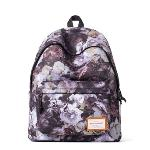 Retro Style Printing Casual School Laptop Backpack(Export)(Intl)