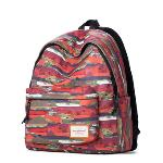 Original Printing Large Capacity Fashion Backpack Laptop Bag(Export)(Intl)