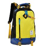 Sinpaid HB8-10 15.6 Laptop Backpack Travel Bag (Yellow) - Intl