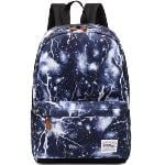 Leaper Cool Style School Backpacks Laptop Backpack Should Bag Travel Bag(Flash)(Export)