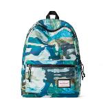 Fashion Camouflage Lightweight Laptop Backpack(Export)(Intl)