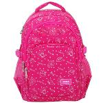 Lovely Cartoon Girls Backpack School Bookbag Daypack Book Bags (Rose Red) (EXPORT) - Intl