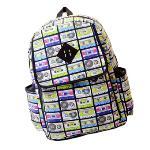 Allwin Unisex Boys Girls Canvas Shoulder School Bag Backpack Travel Satchel Rucksack - Intl