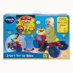 VTech 2-in-1 Trike to Bike