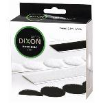 Dixon Hook Only 25mm x 3.6m White Velcro Strip CX02056
