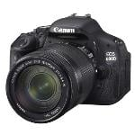 Canon EOS 600D + 18-55/3.5-5.6 IS + 55-250/4.0-5.6 IS