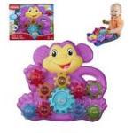 Playskool - Stack n Spin Monkey Gears