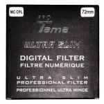 ProTama Slim MC CPL Filter 72mm