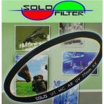 Solo Filter CPL 72mm