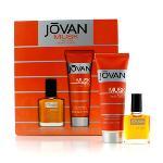 Jovan Musk Coffret: After Shave 15ml/0.5oz + After Shave Balm 75ml/2.5oz 2pcs Men\'s Fragrance