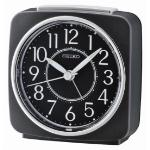 Seiko QHE140K Beep Alarm Clock with Snooze Black QHE140K