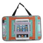 Cocoon GRID IT Car Seat Back Storage Bag For iPad Mini iphone Green (EXPORT)