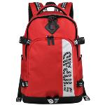 Huolala SINPAID Korean Style Laptop Backpack (Red)(Export)(Intl)