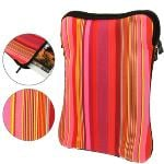 Pattern Thermal Zipper Bag for 14 inch Laptop (Multicolor)