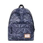Casual Style Lightweight Canvas School Laptop Backpack(Export)(Intl)
