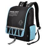 Sinpaid GL8-1 Casual Style Backpack 15.6\'\' Laptops Backpack Waterproof Oxford Cloth Backpack Black
