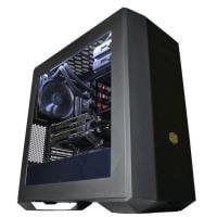 PB Battle Station: FTW Intel Unlocked Core i7 6700K Overclocked To 4.4Ghz 8GB DDR4 Gaming Ram 2 X NvidiA GTX 980 SLI Intel Gaming 240GB SSD