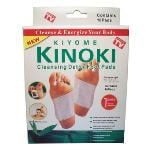 Kinoki Cleansing Detox Foot Pads Box of 10