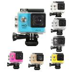 Wifi 1080P SJ5000 Sports DV Car Action Waterproof HDMI Sport Camera +2 Battery (Silver) - Intl