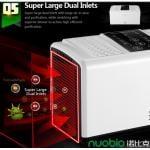 Nuobio Dual-core HEPA Air Purifier - NBO-J020