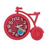 Moonar Bicycle Style Alarm Clock (Red)